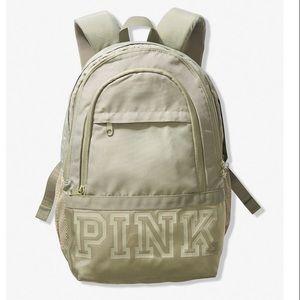 New vs pink back pack